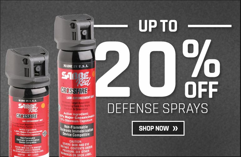 Defense Spray Sale