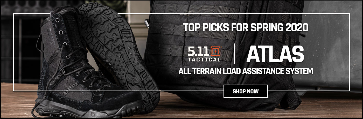 5.11 Tactical Atlas footwear