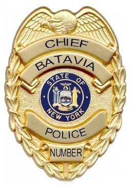Blackinton B296 Badge