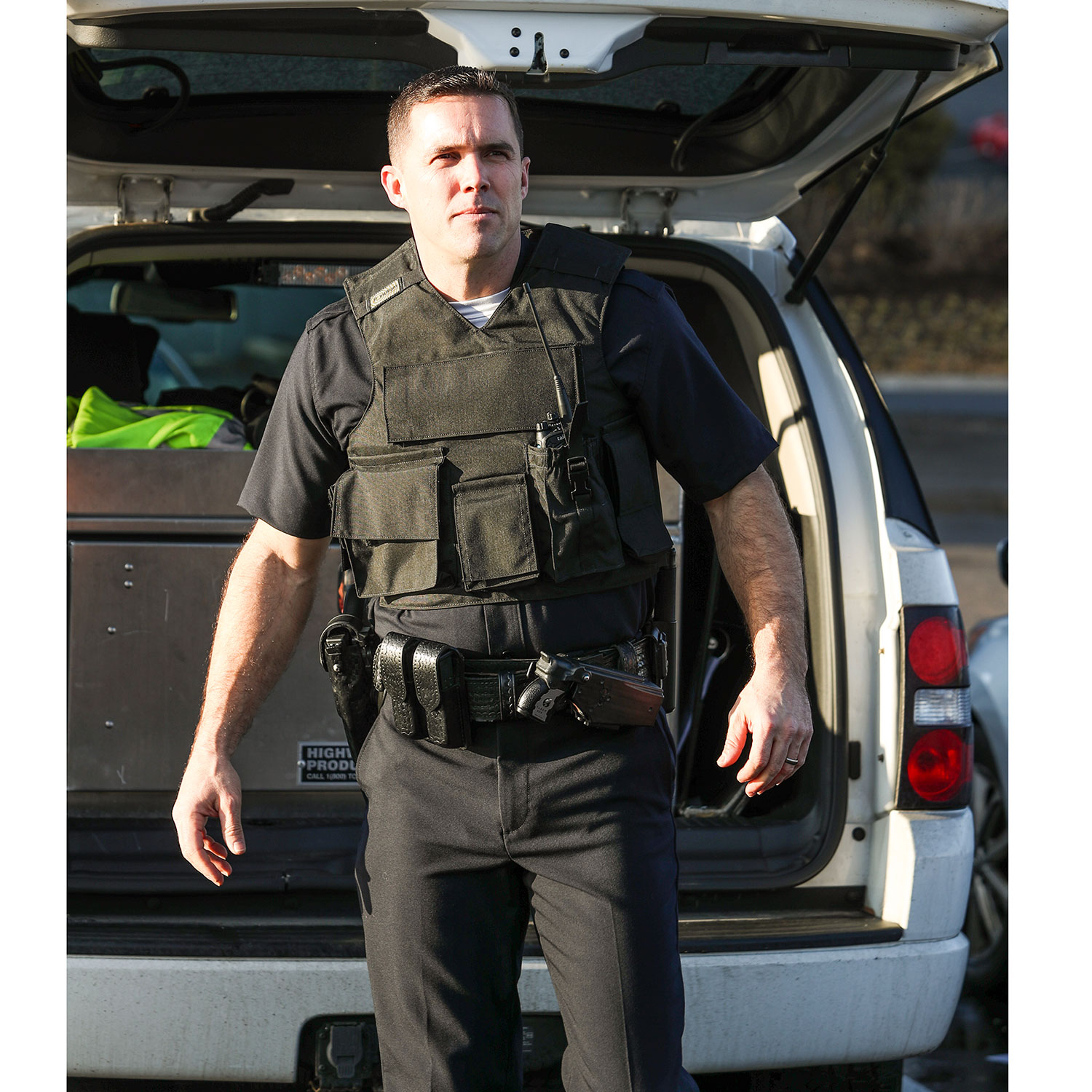 Galls Tactical Body Armor Carrier