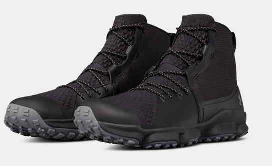 Under Armour Boots For Police Ems Tactical And Military
