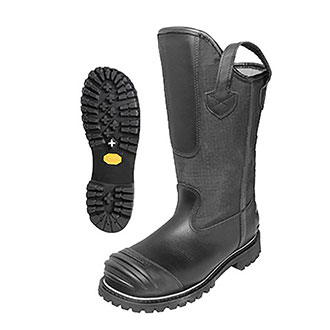 c1e56e47ee0 Honeywell 14inch Leather Structual Boot