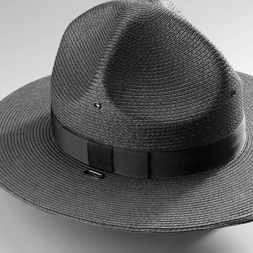 Galls Straw Triple Brim Campaign Hat 31e051a345f