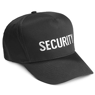4d937822433 LawPro Twill Cap with Embroidered Security