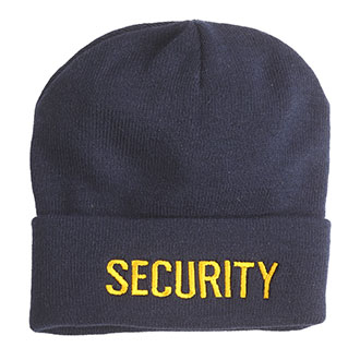 8ba65709918 LawPro Embroidered Security Watch Cap