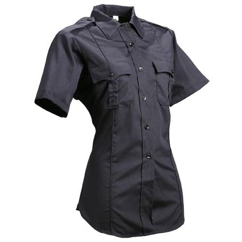 Flying Cross Women S Polyester Cotton Short Sleeve Shirt
