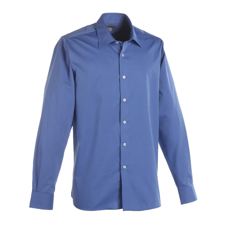 Edwards men 39 s signature non iron dress shirt for Men s no iron dress shirts