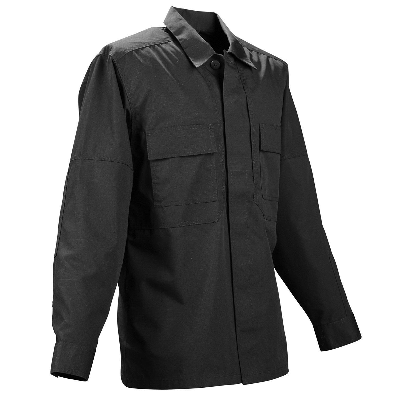 5.11 Tactical Series Mens Stryke Long Sleeve TDU Shirt X-Large Black
