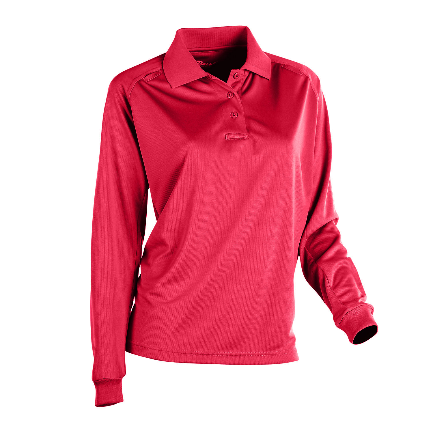 6e42342ba7 Womens Long Sleeve Red Polo Shirts – EDGE Engineering and Consulting ...