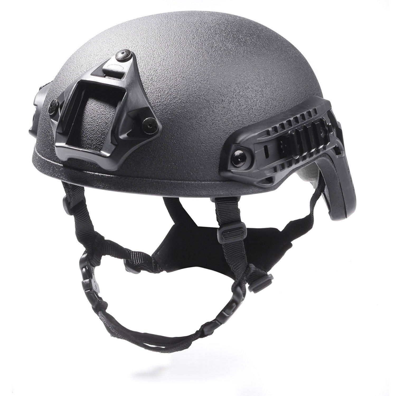 United Shield Spec Ops Delta Iiia Ballistic Helmet