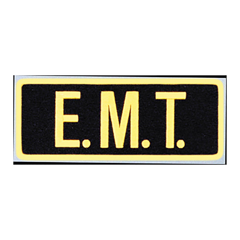 E. M. T. Back patch black/olive drab.