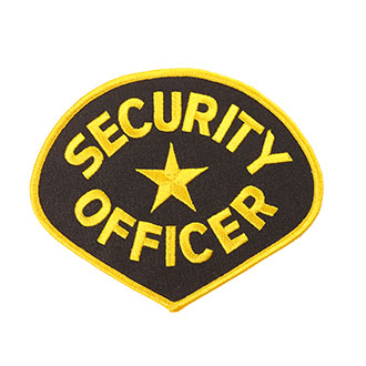 Hero's Pride Security Officer Emblem